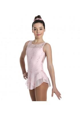 Maillot patinaje Philippa - Rosa