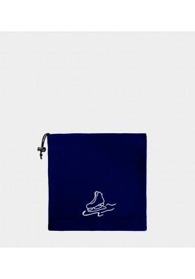 Cuello Polar Hielo - Azul Marino
