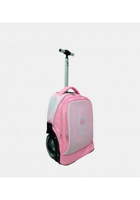Trolley Patinaje Krf - Rosa